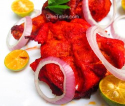 Tandoori Chicken / Indian Side Dish