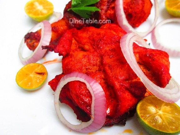 Tandoori Chicken / Indian Side Dish