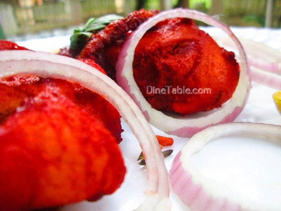 Tandoori Chicken / Quick Side Dish