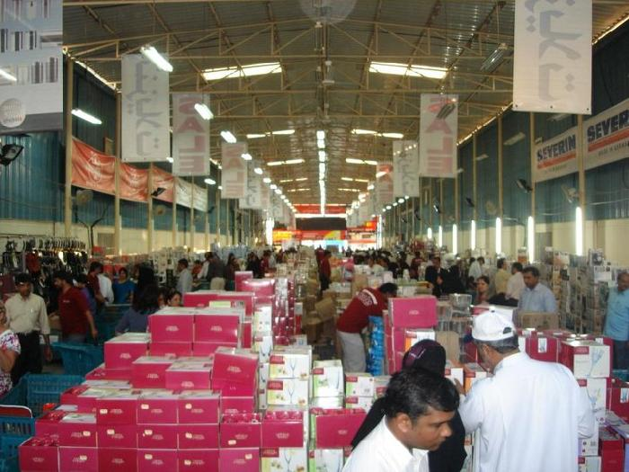 A A Sons Warehouse Sale in Dubai