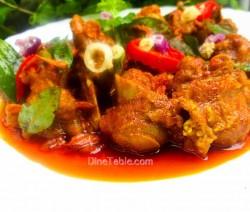Mutton Rogan Josh / Homemade Curry