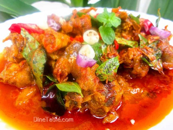 Mutton Rogan Josh / Nonvegetarian