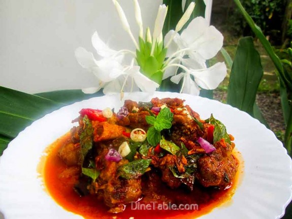 Mutton Rogan Josh / Simple Curry