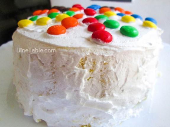Vanilla Cake / Tasty Cake