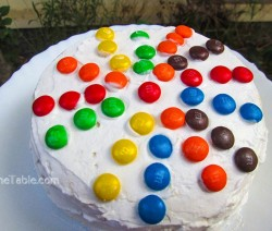 Vanilla Cake / Quick Cake