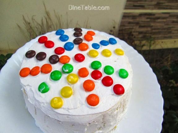 Vanilla Cake / Easy Cake