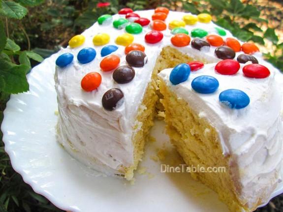 Vanilla Cake / Delicious Cake