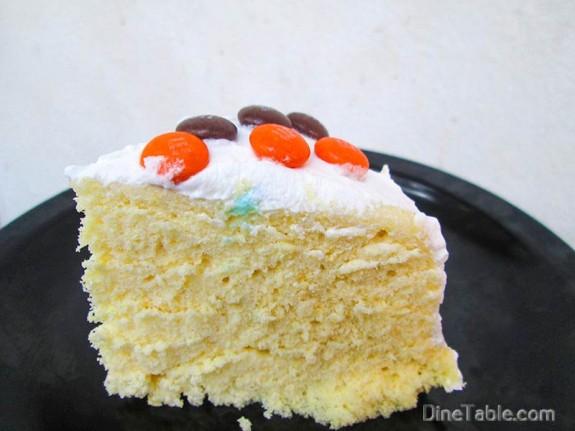 Vanilla Cake / Yummy Cake