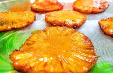 Caramelized Pineapple / Tasty Sweet