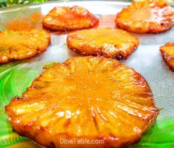 Caramelized Pineapple / Tasty Sweet