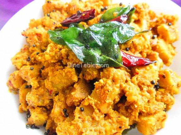 Chena Astram / Kerala Style Curry