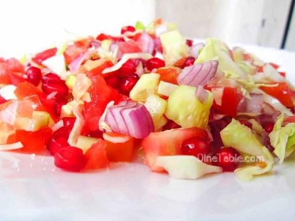 Cucumber and Tomato Salad / Summer Salad