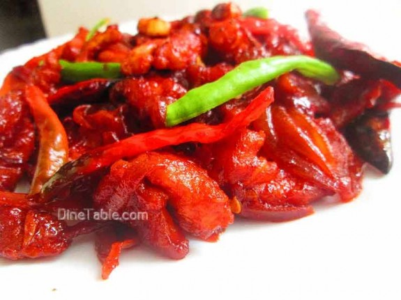 Dragon Chicken / Non Vegetarian