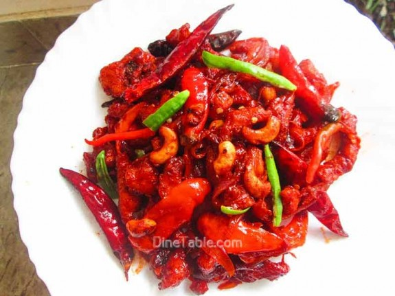 Dragon Chicken / Tasty