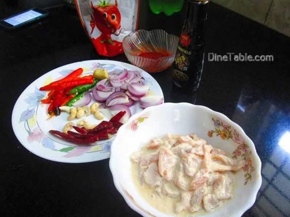 Dragon Chicken / Delicious