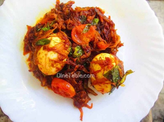 Egg Roast / Tasty Side Dish