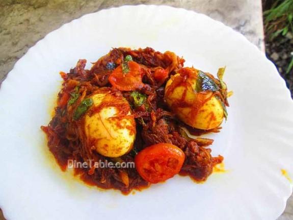 Egg Roast / Yummy Side Dish
