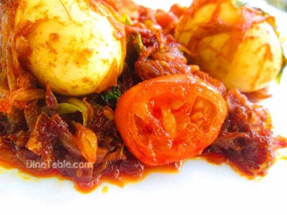 Egg Roast / Delicious Side Dish