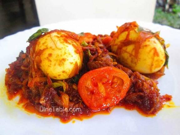 Egg Roast / Easy Side Dish