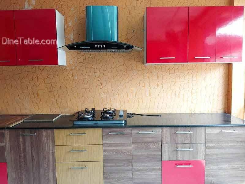 Latest Modular Kitchen : Modular Kitchen design and latest trends in Kitchen