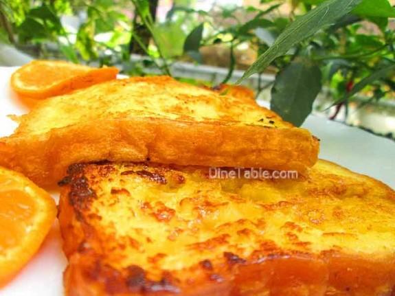 Orange French Toast / Yummy