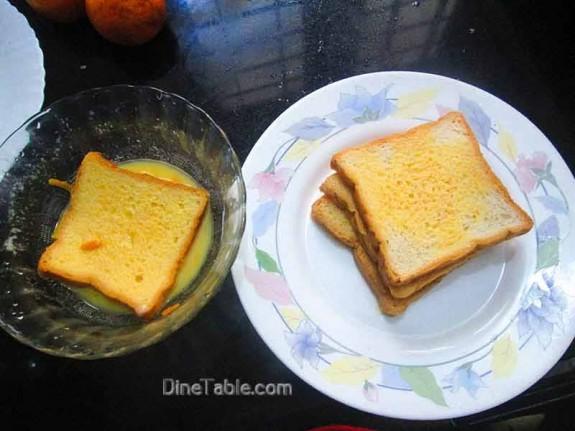 Orange French Toast / Breakfast