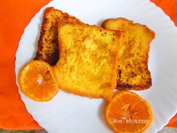 Orange French Toast / Sweet Snack