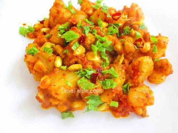 Potato and Corn Peralan / Delicious Dish