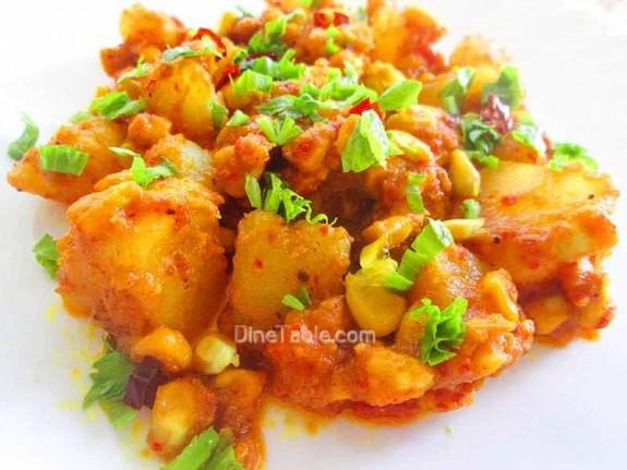 Potato and Corn Peralan / Yummy Dish