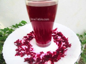 Beetroot Lemon Juice Recipe