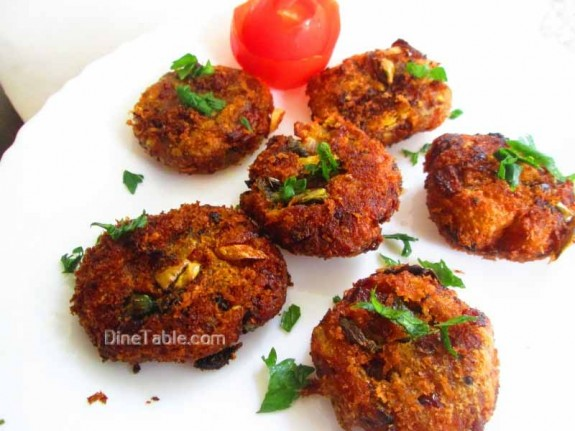 Kappa Cutlet Recipe / Quick dish