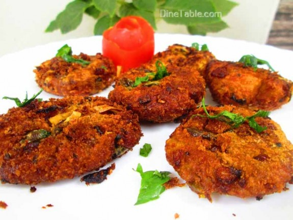 Kappa Cutlet Recipe / Healthy Dish