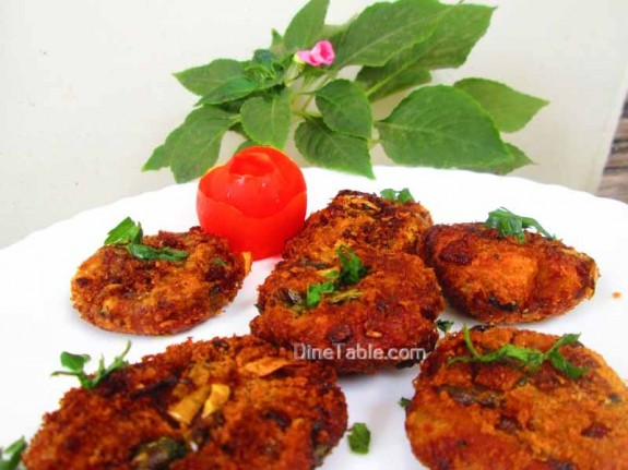 Kappa Cutlet Recipe / Crispy Snack