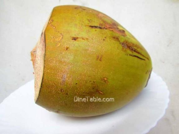 Tender Coconut Milkshake / Delicious Shake