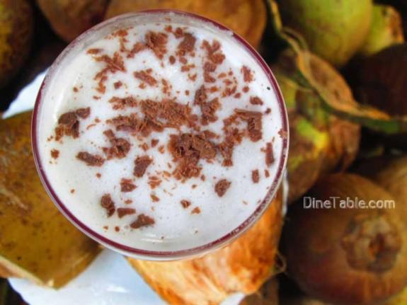 Tender Coconut Milkshake / Yummy Shake