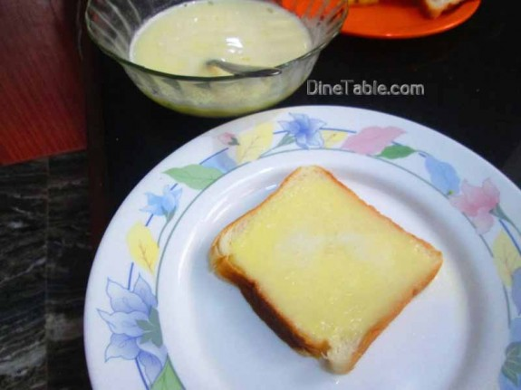 Pineapple French Toast / Snack Recipe