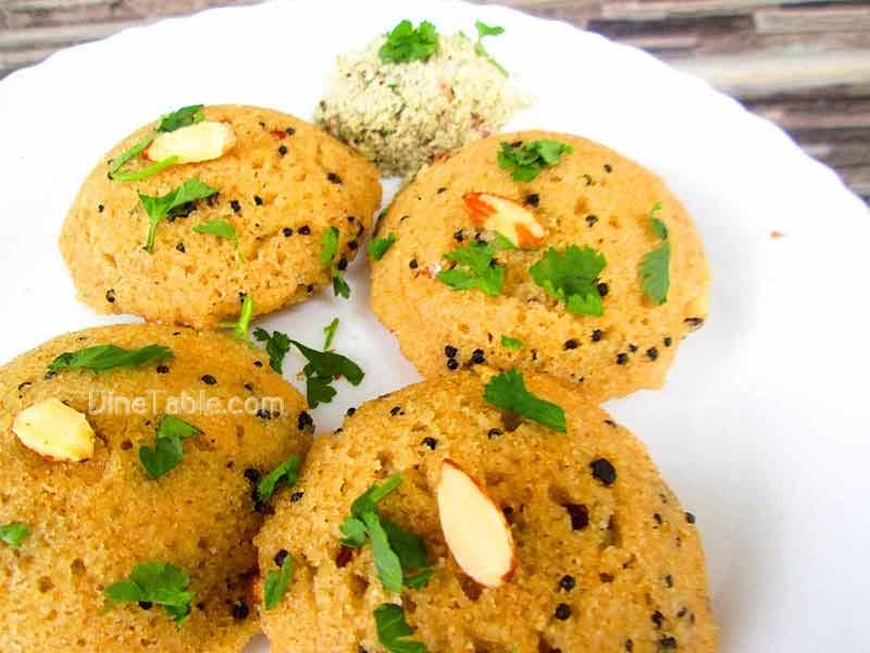 Rava idli recipe easy breakfast recipe forumfinder Images