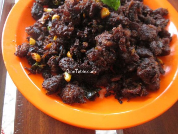 Beef Chukka Recipe/ Nonvegetarian Dish