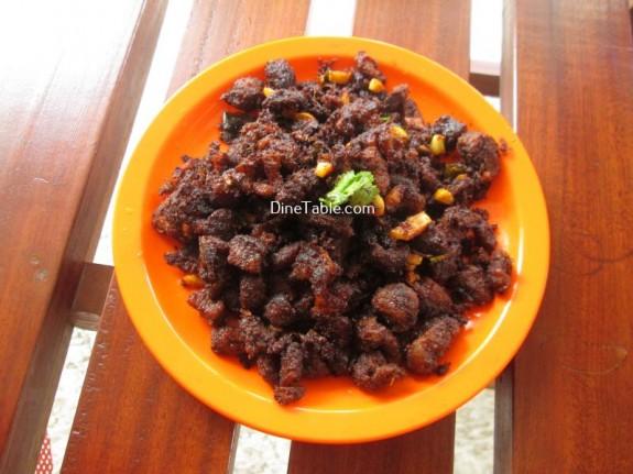 Beef Chukka Recipe / Delicious Dish