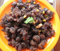 Beef Chukka Recipe / Quick Dish