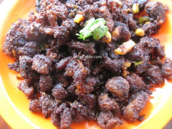 Beef Chukka Recipe / Homemade Dish