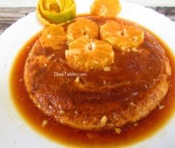 Caramel Custard Recipe / Creamy Dish