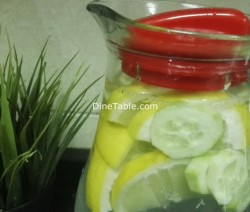 Detox Water Recipe/ Easy Drink