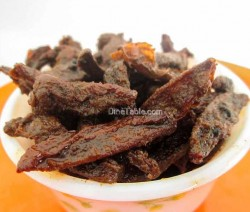 Dried Irumban Puli Pickle Recipe / Kerala Pickle