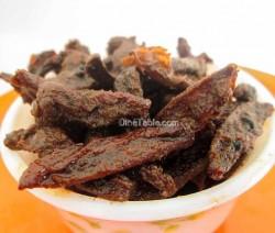 Dried Irumban Puli Pickle Recipe / Kerala Pickle