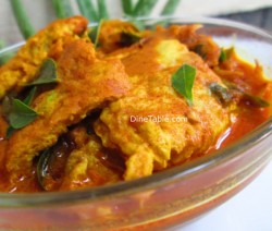 Egg Omelette Curry Recipe