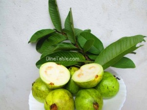 Guava Fruit - Health Benefits