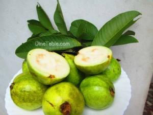 Guava - Nutritious Fruit