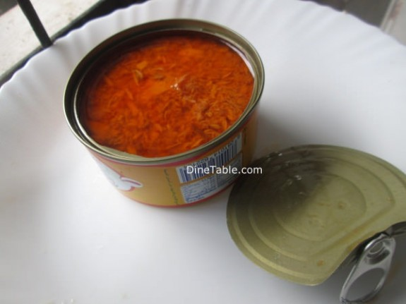 Kerala Style Canned Tuna Thoran Recipe / Homemade