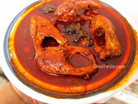 Kuttanadan Meen Curry Recipe / Easy